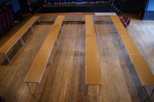 Blue Lias Table Plan
