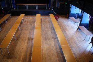 Golden Cap Table Layout