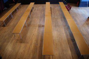 The Cobb Table Plan