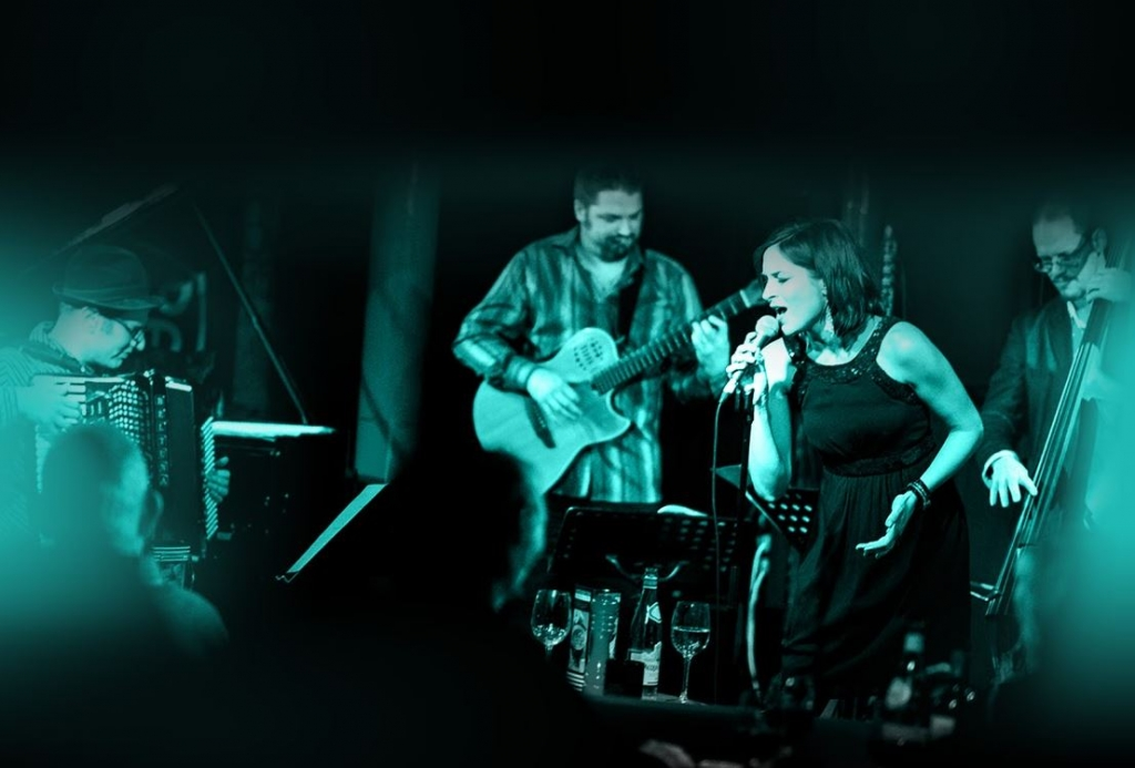 Gabrielle Ducomble and band | Friday 3rd June