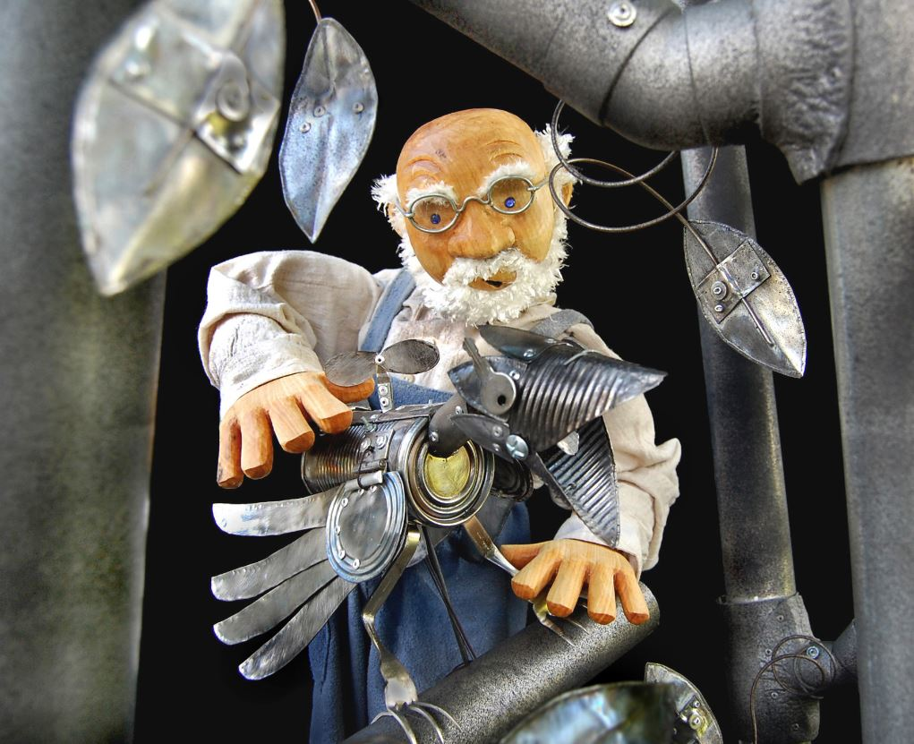Puppetcraft: The Tin Forest| Monday 26th-Thursday 29th December