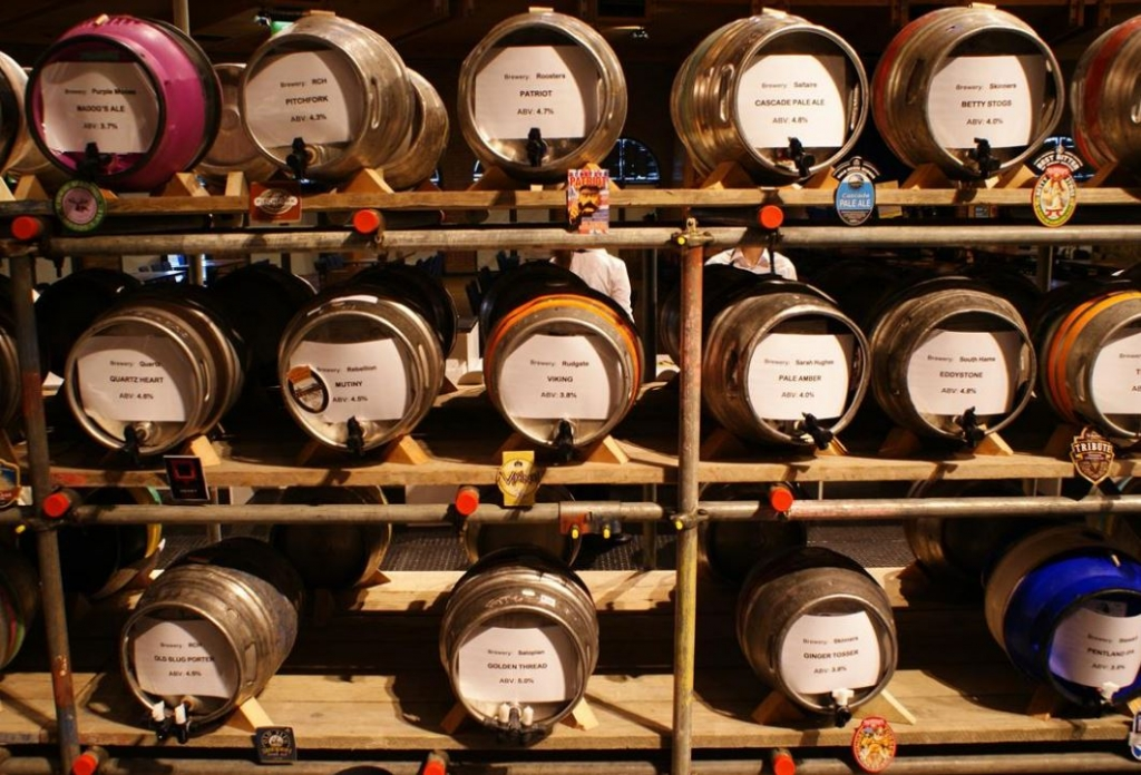 Lyme Regis Beer Festival| Friday 14th and Saturday 15th April