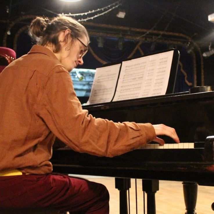 James Reynolds contemporary classical piano| Friday 3rd February
