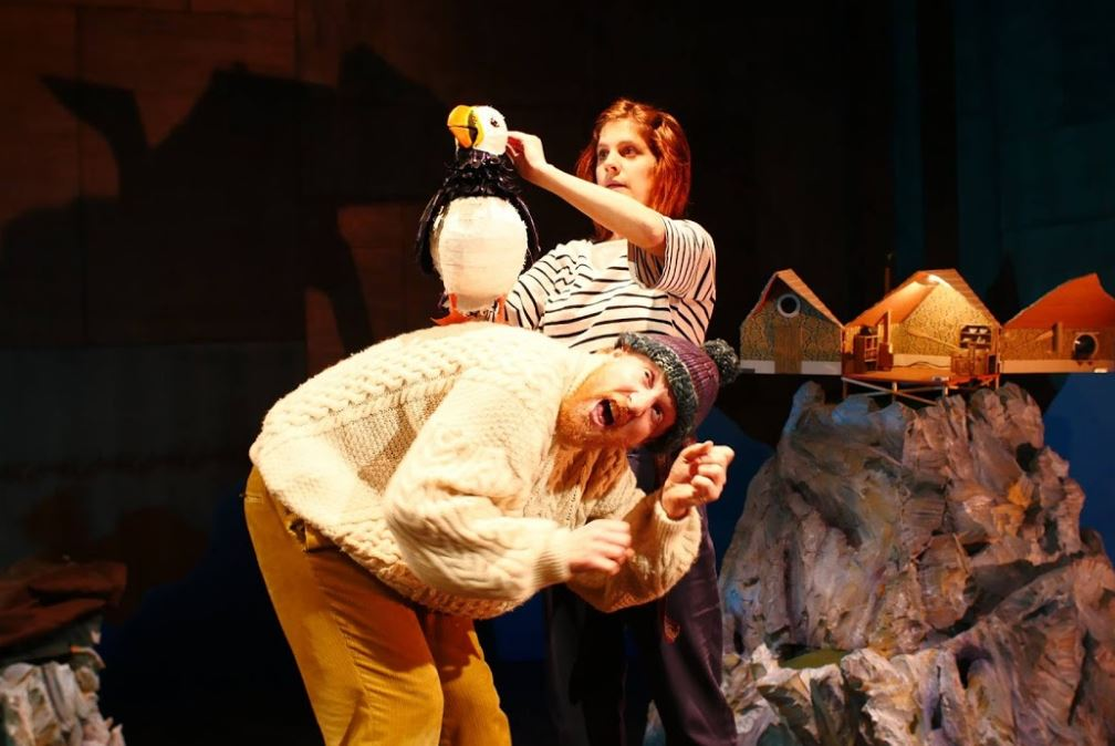 Much Ado about Puffin| Sunday 9th - Wednesday 12th April