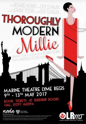 Lyme Regis Musical Society present: Thoroughly Modern Milly| 9th-13th May