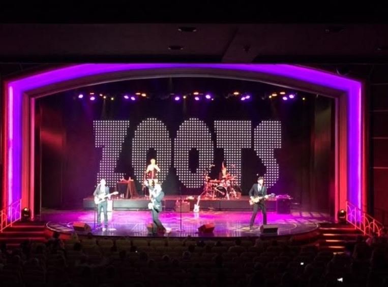 The Zoots: Sounds of the 60s| Friday 19th May