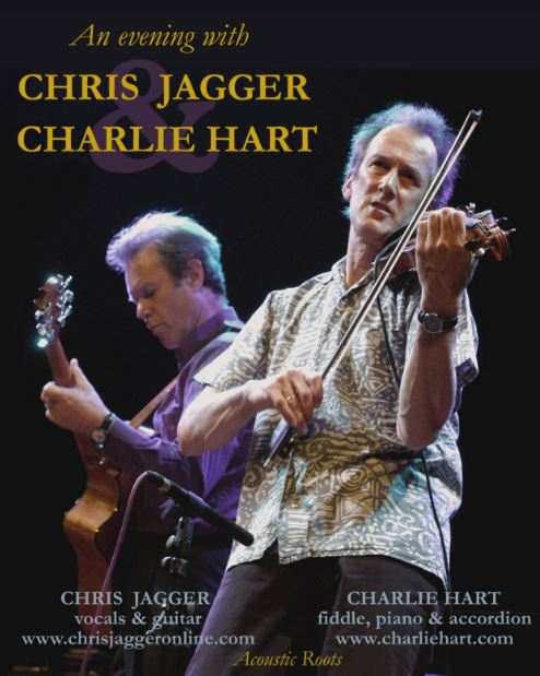 Chris Jagger and the Rocking Kronies| Saturday 10th June