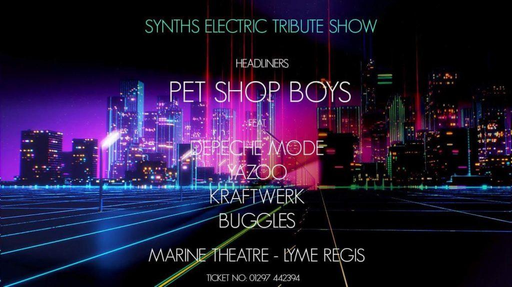 Pet Shop Boys Tribute| Friday 16th June