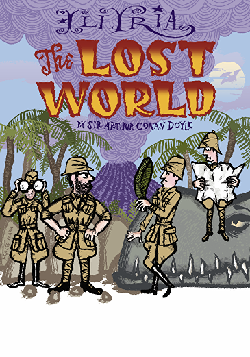 The Lost World Open Air Theatre Wednesday 16 August 6pm