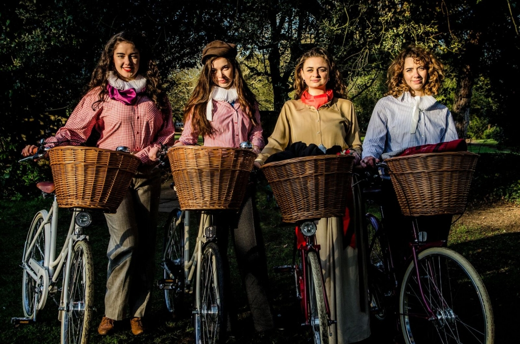 The Handlebards 'As You Like It' | Tuesday 22 August