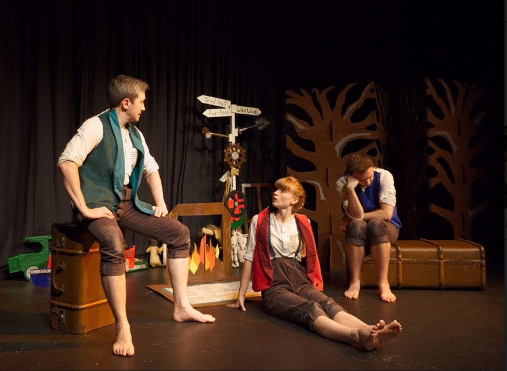 Wind in the Willows | Thursday 31 August
