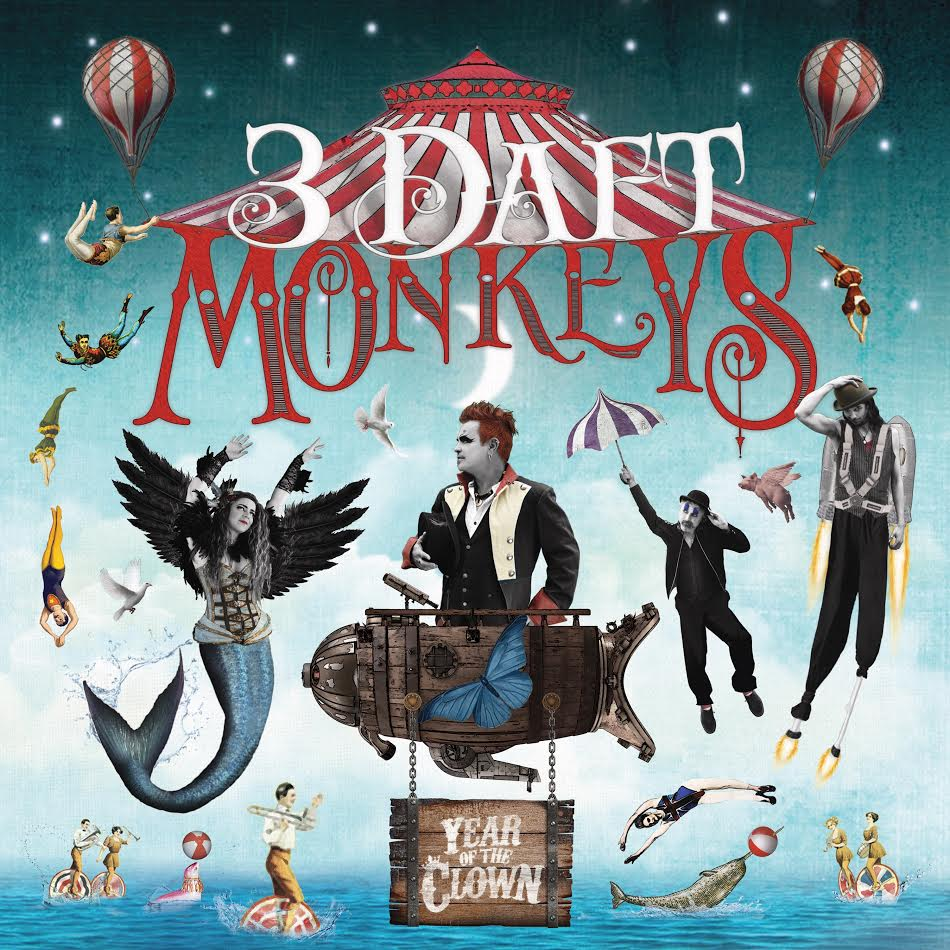3 Daft Monkeys | Friday 29 September
