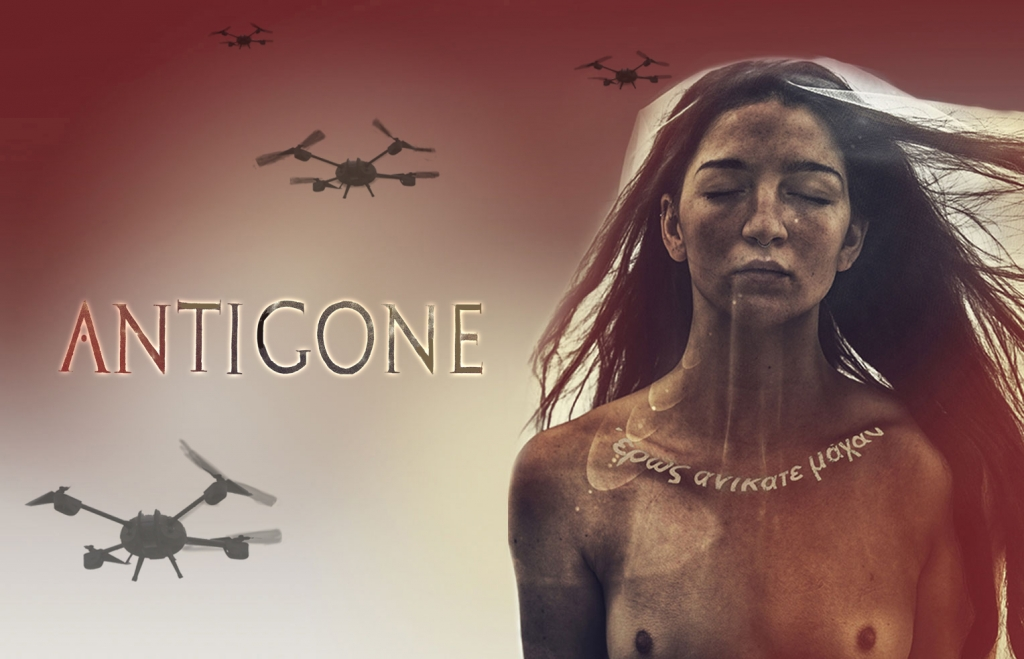 Actors of Dionysis, Antigone | Saturday 7 October