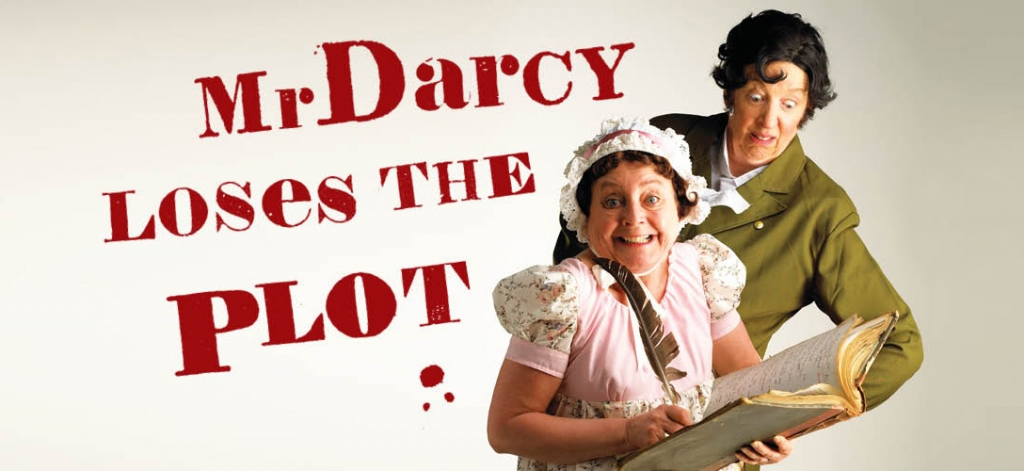 Lip Service Theatre presents Mr Darcy Loses the Plot | Wednesday 13 September