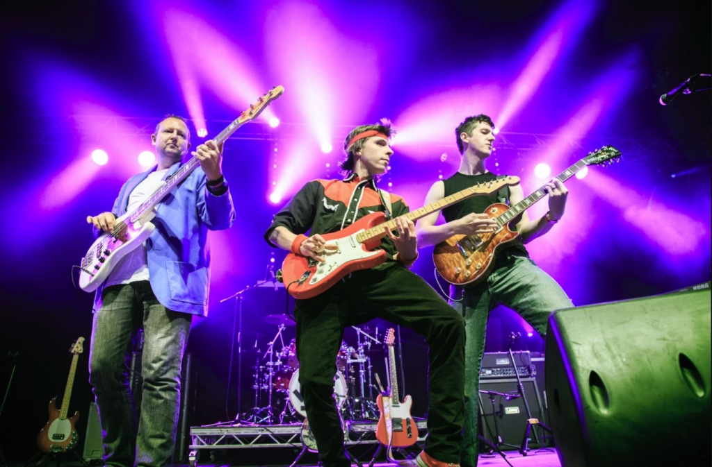 Money For Nothing - the Music of Dire Straits | Friday 24 November 8pm