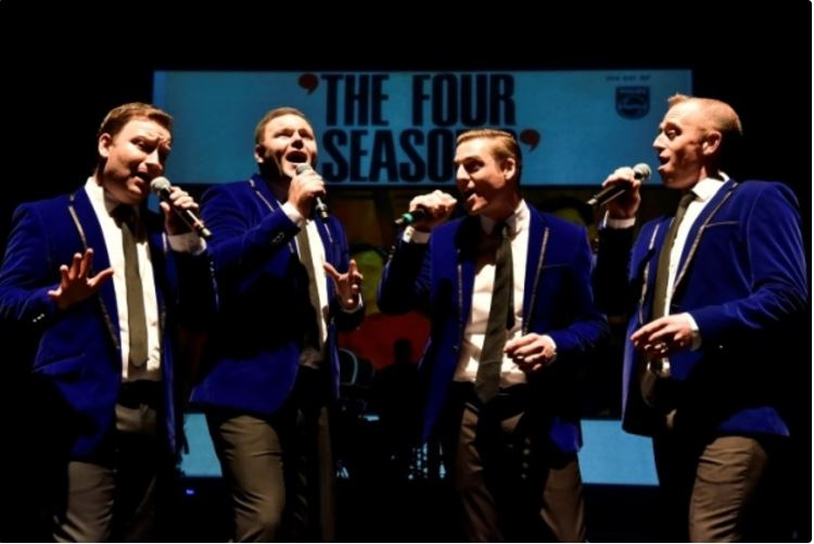 Bye Bye Baby - A Celebration of Frankie Valli & the Four Seasons | Thursday 14 December 7.30pm