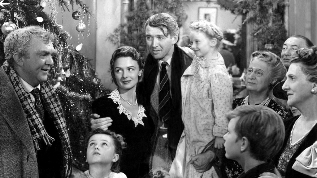 Free Film: It's A Wonderful Life | Wednesday 20 December 7.30pm