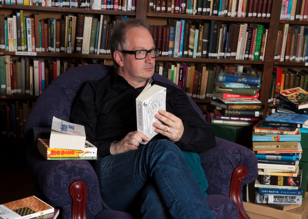 COMEDY: Robin Ince | Thursday 19 April