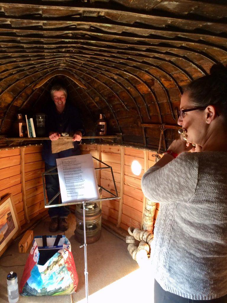 Gail's Story Boat Hootenanny | Sunday 19 November