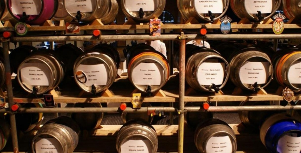 COMMUNITY EVENT: Lyme Regis Beer Festival | Friday 30 to Saturday 31 March