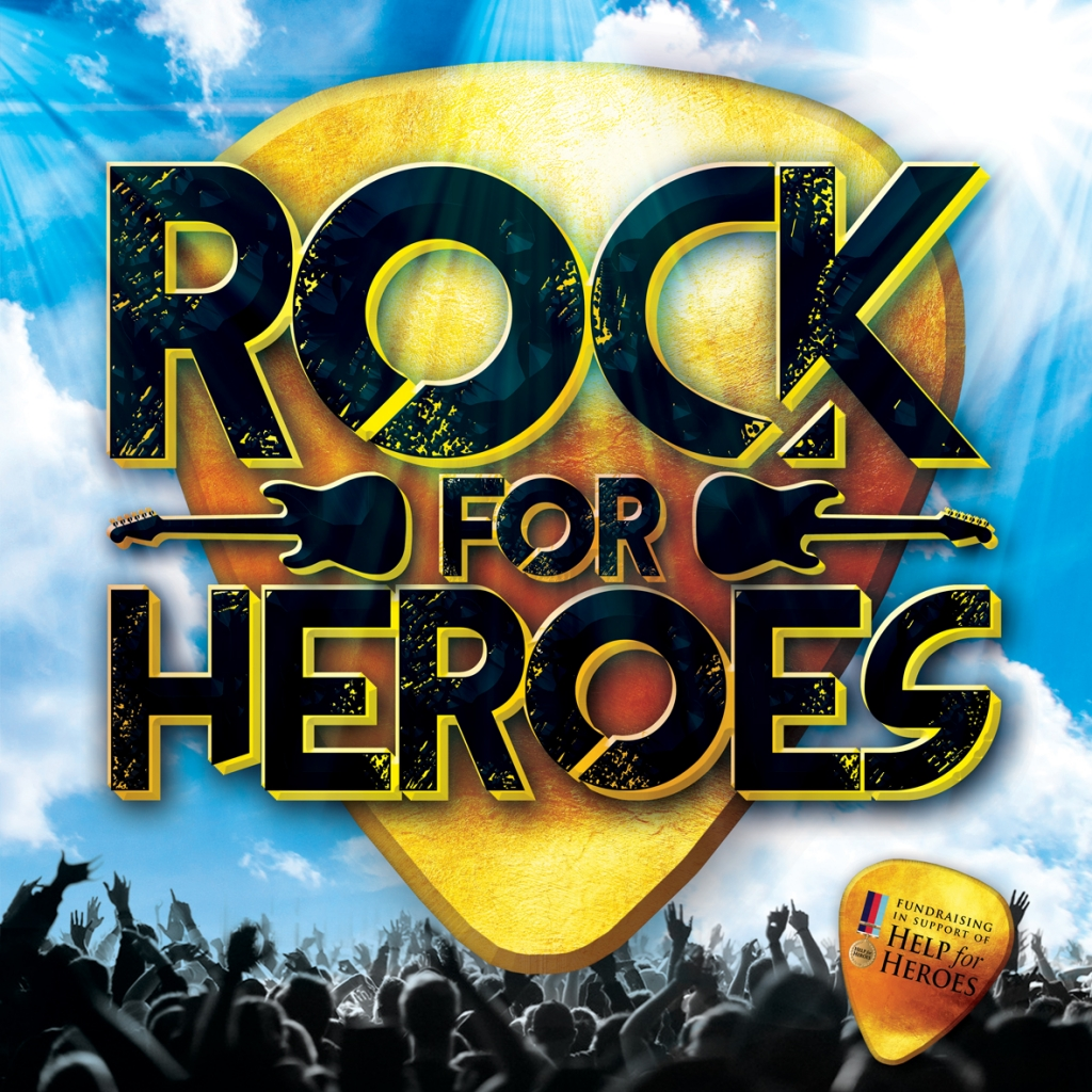 MUSIC: Rock for Heroes | Saturday 17 March