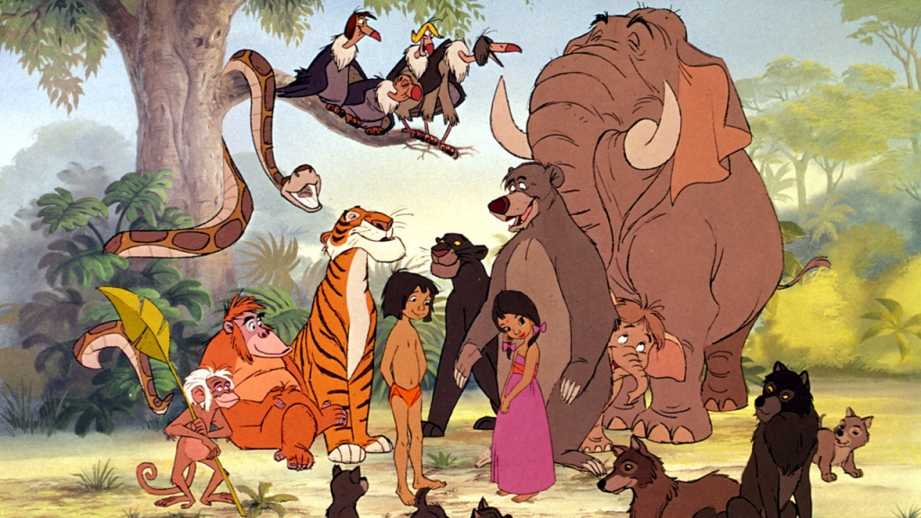 FILM: Jungle Book | Friday 16 February