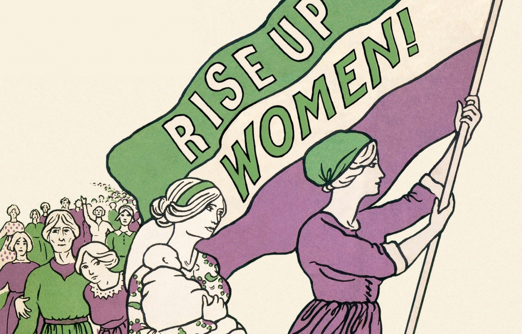 TALK: Rise Up Women! The Remarkable Lives of the Suffragettes | Friday 6 April