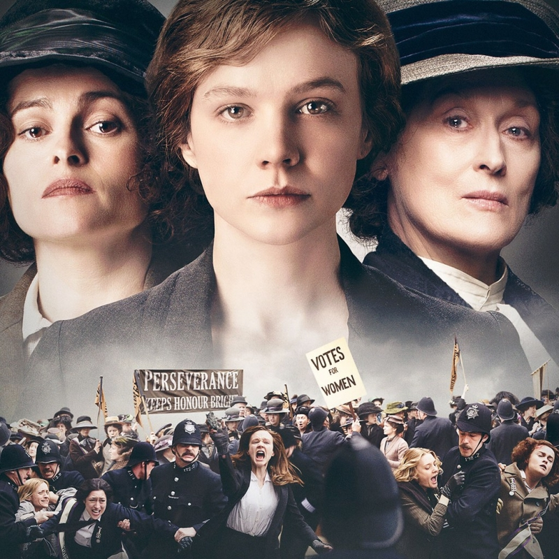 CINEMA: Suffragette | Monday 2 April