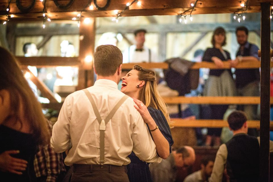 MUSIC: May Day Weekend Barn Dance