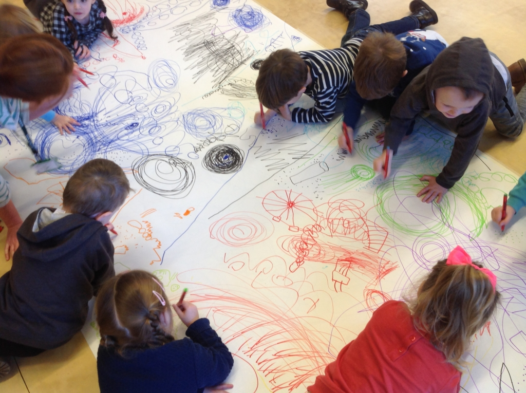 Oops Wow Messy Art Group - The Decorator Crabs Will Go Dancing (ages 4-7) | Wednesday 4 April