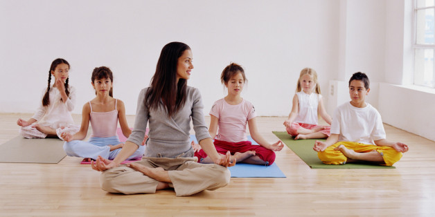 LYME REGIS CHILDREN'S WEEK: Children's Yoga (3-7 years)