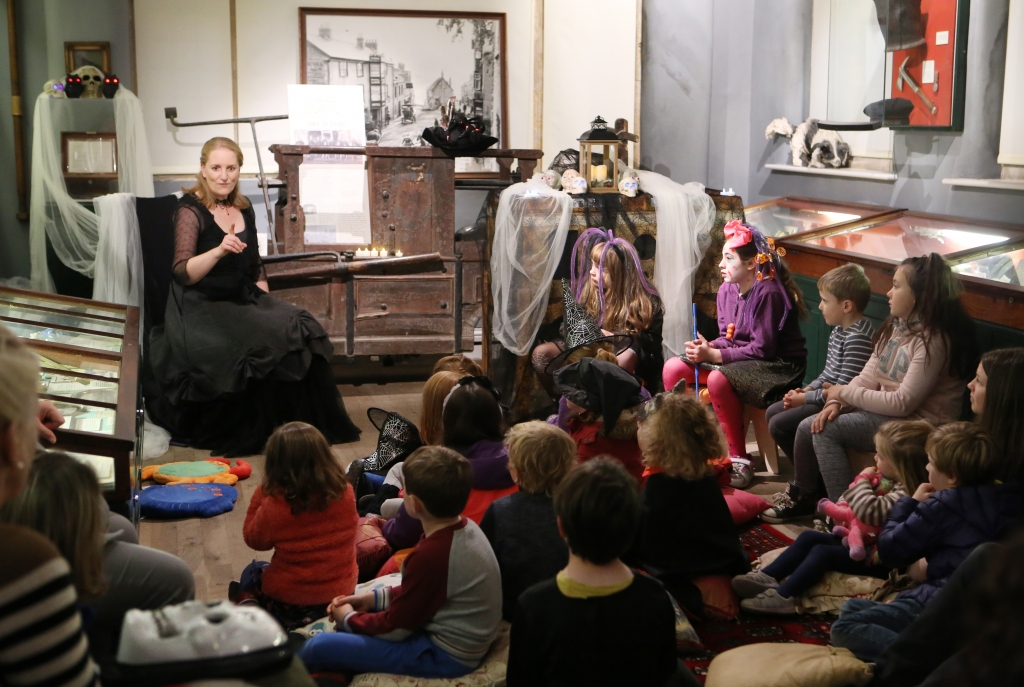 LYME REGIS CHILDREN'S WEEK: Stories of the Museum | Saturday 7 April