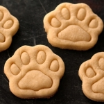 paw cookies