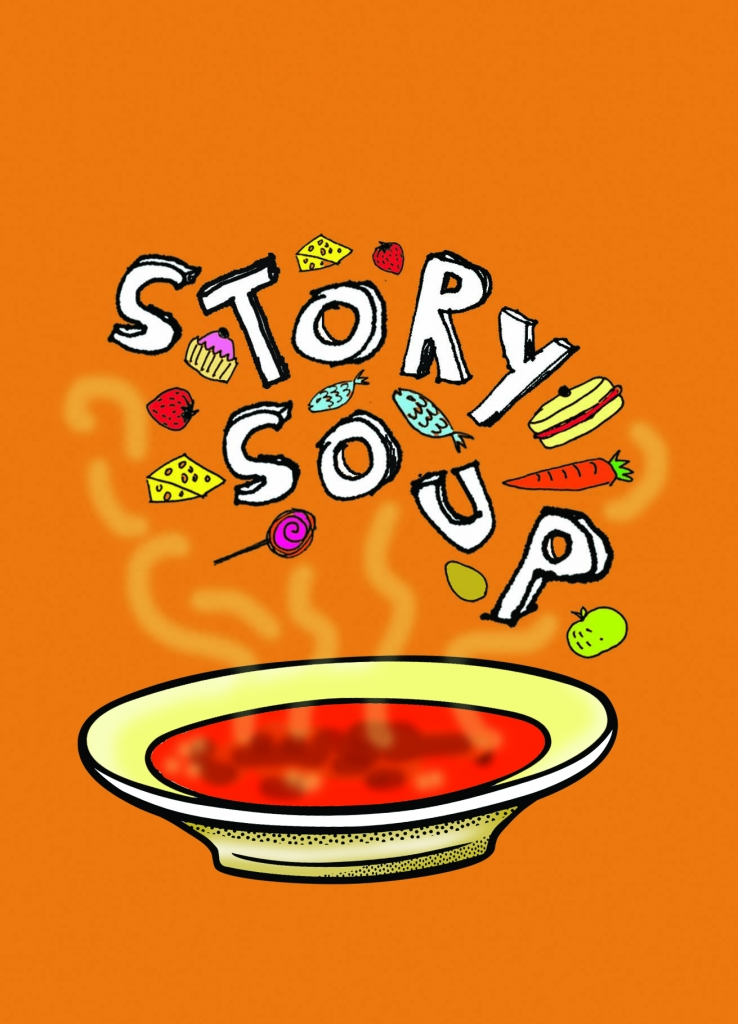 LYME REGIS CHILDREN'S WEEK: Story Soup | Saturday 7 April