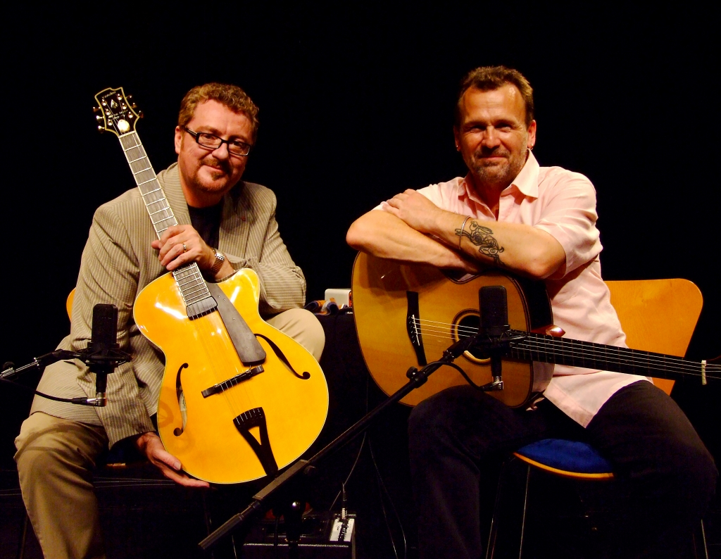 MUSIC | MARTIN TAYLOR AND MARTIN SIMPSON | SATURDAY 1 DECEMBER