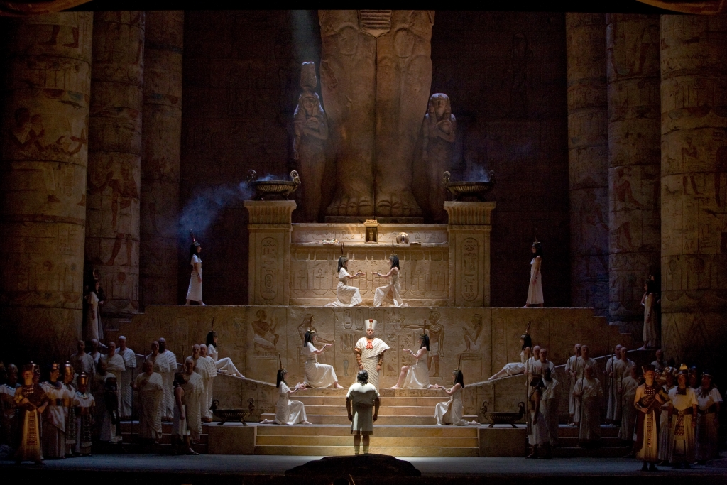 SCREENING | MET OPERA: AIDA | MONDAY 8 OCTOBER