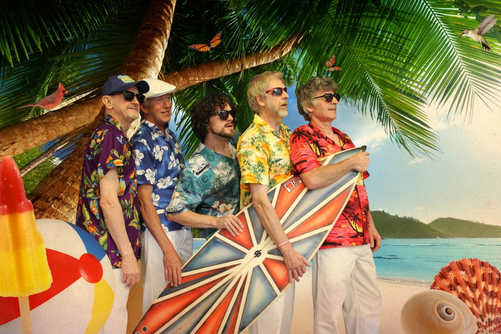 MUSIC | THE STORY OF THE BEACH BOYS | SATURDAY 11 AUGUST