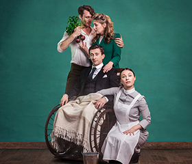 THEATRE | NOT: LADY CHATTERLEY'S LOVER | SATURDAY 3 NOVEMBER