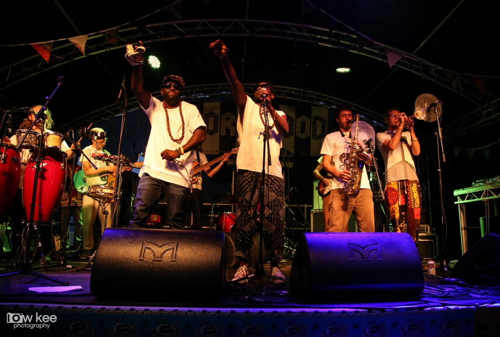 MUSIC | KOG AND ZONGO BRIGADE | SATURDAY 7 JULY