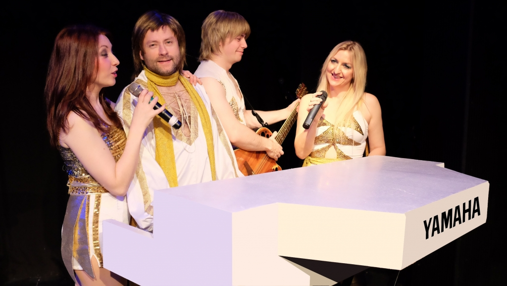 MUSIC | ABBA FOREVER | SATURDAY 18 AUGUST