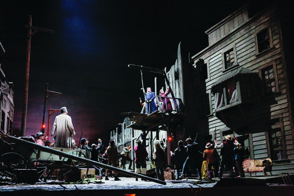 SCREENING | MET OPERA: LA FANCIULLA DEL WEST | MONDAY 29 OCTOBER
