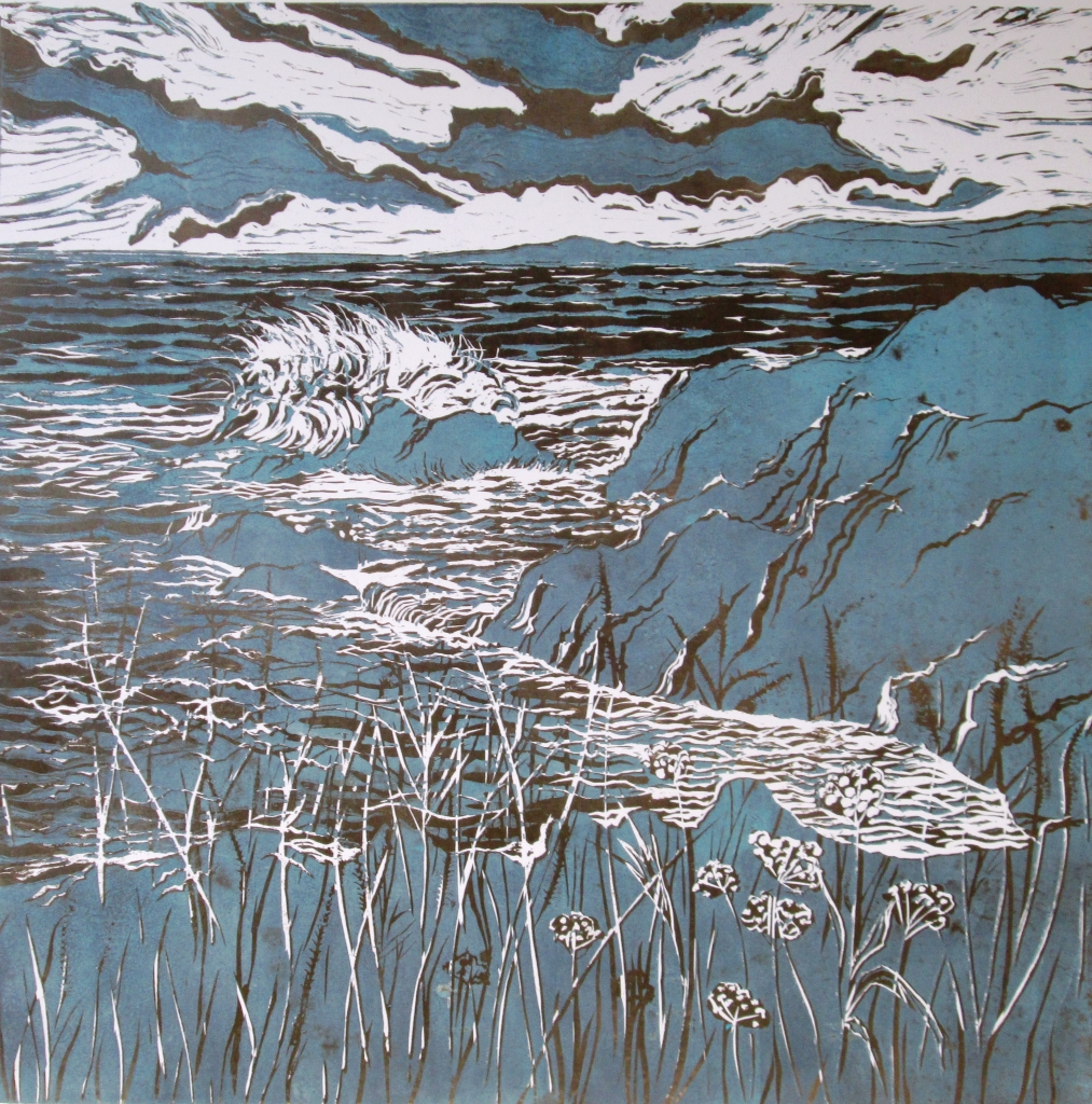 COURSE | ART COURSES WITH CLAIRE: LINO PRINTING | MONDAY 26 ~ WEDNESDAY 28 NOVEMBER