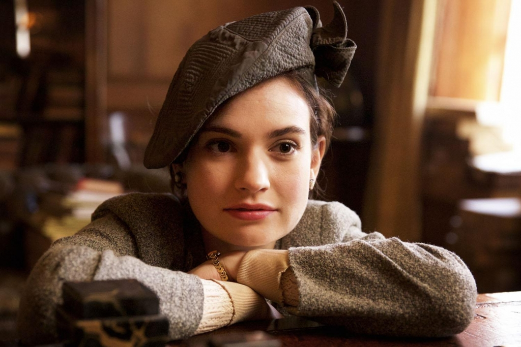 CINEMA | THE GUERNSEY LITERARY AND POTATO PEEL SOCIETY | THURSDAY 8 NOVEMBER
