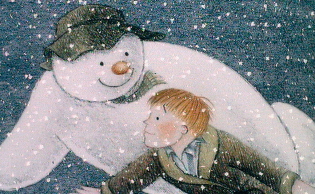 CINEMA | THE SNOWMAN / A CHARLIE BROWN CHRISTMAS | SATURDAY 15 DECEMBER