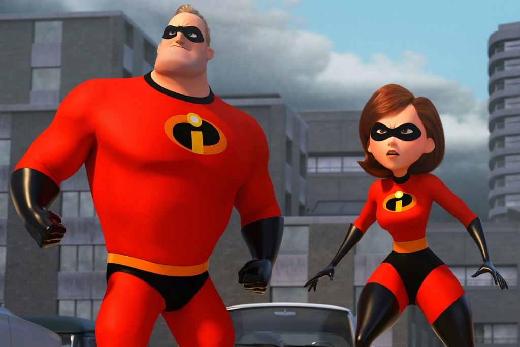 CINEMA | INCREDIBLES 2 | TUESDAY 23 OCTOBER