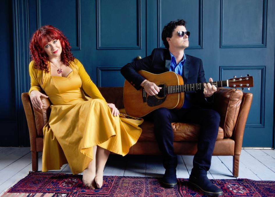 MUSIC | KATHRYN ROBERTS & SEAN LAKEMAN | SATURDAY 16 MARCH 2019