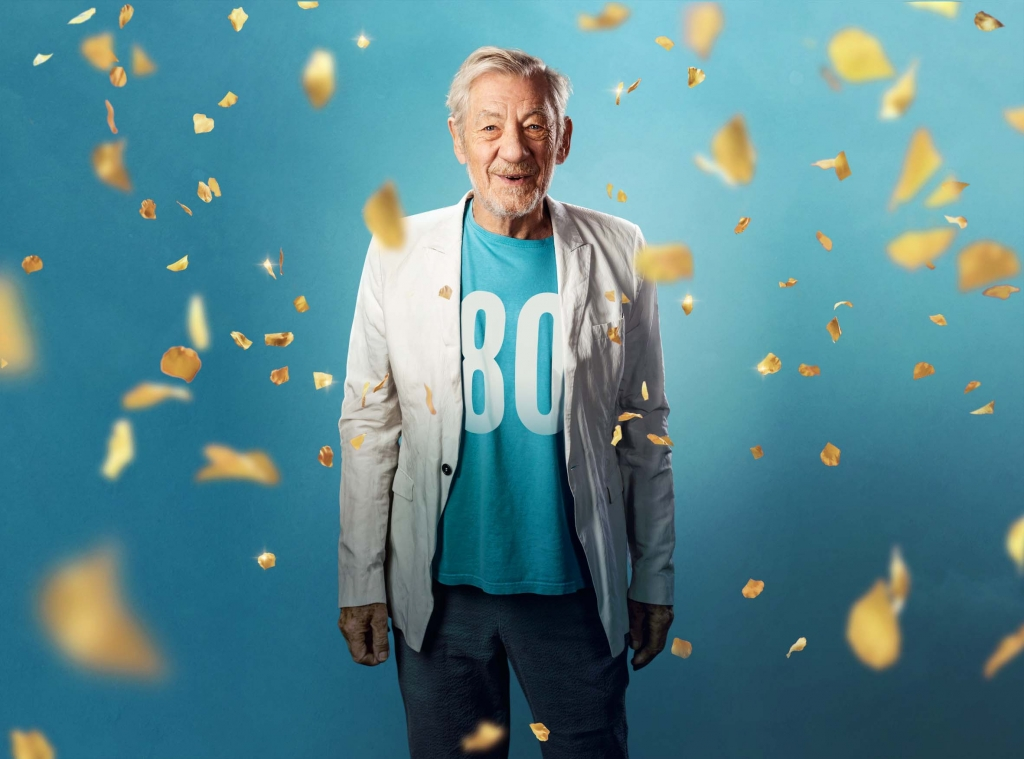 FUNDRAISER | IAN MCKELLEN ON STAGE | WEDNESDAY 3 JULY
