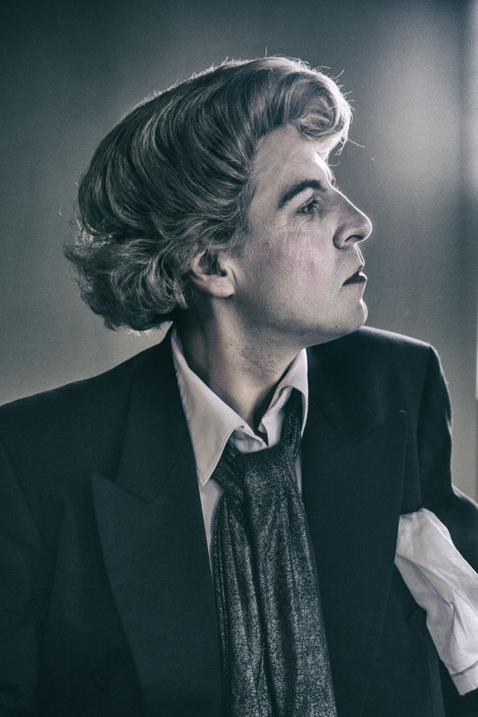 THEATRE | QUENTIN CRISP: NAKED HOPE | THURSDAY 21 FEBRUARY