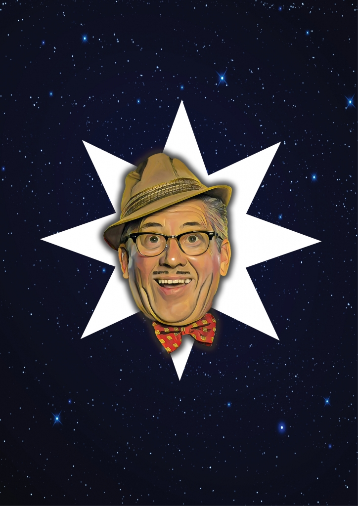 COMEDY | COUNT ARTHUR STRONG | SATURDAY 28 SEPTEMBER