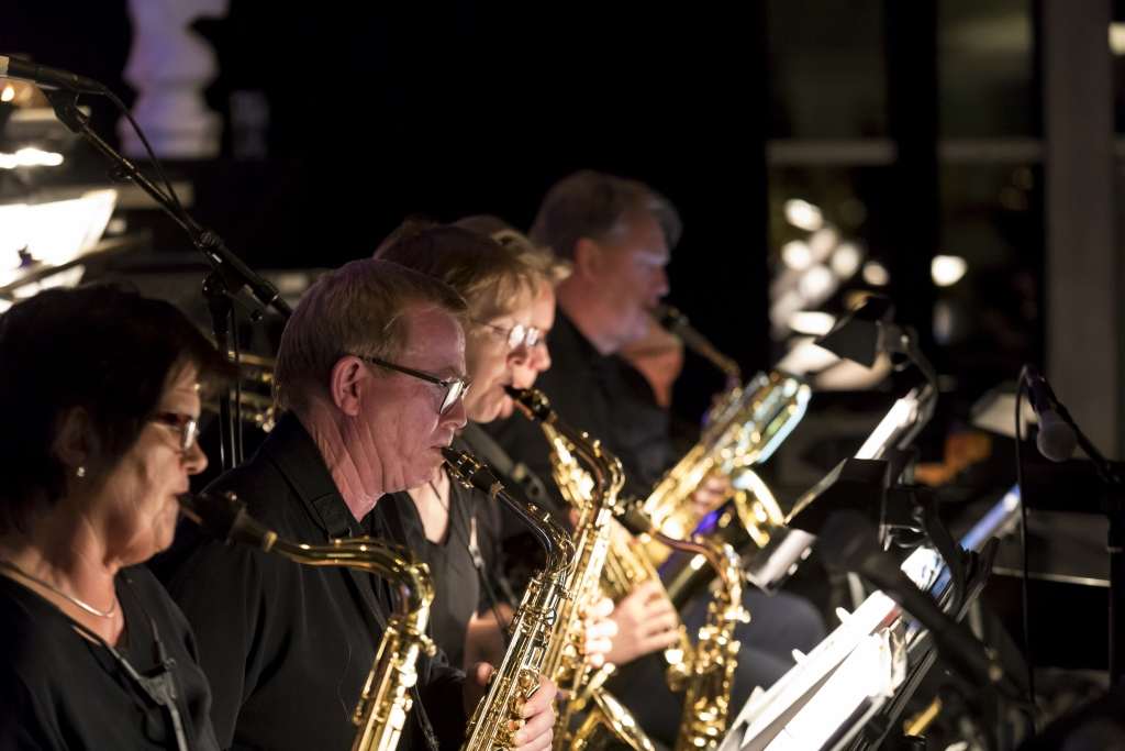 MUSIC | JAZZ JURASSICA: EQUINOR BIG BAND | SATURDAY 25 MAY